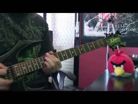 The Devil in I Slipknot Guitar Cover