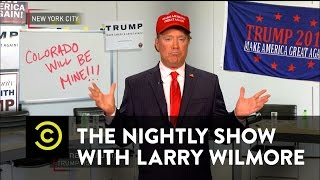 Download Video The Nightly Show - Blacklash 2016: The Unblackening - Trump Campaign's