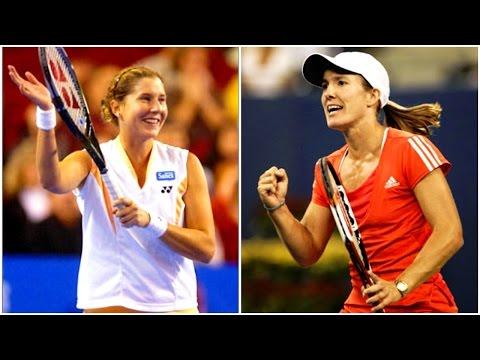 Monica Seles VS Justine Henin - Australian Open 2001 HD HIGHLIGHTS