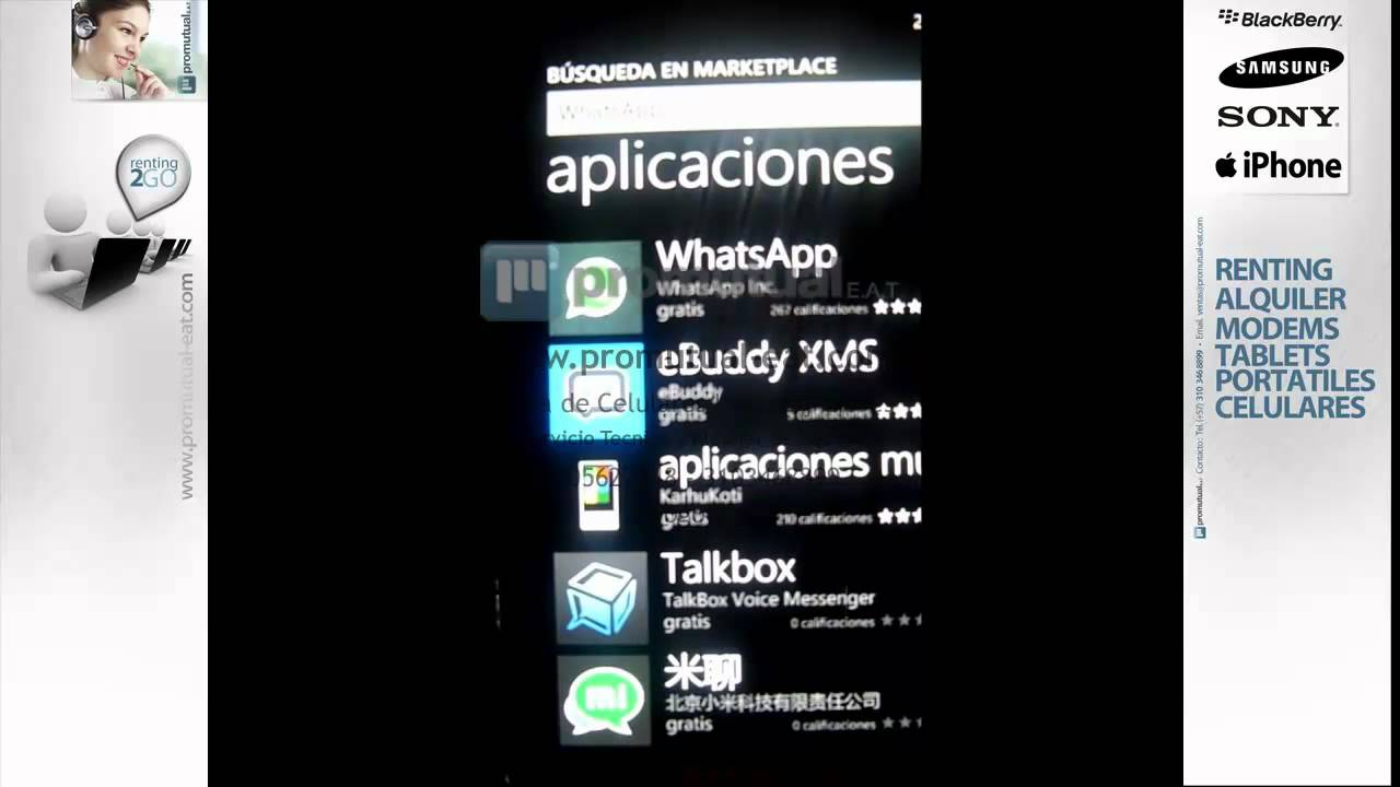descargar google play para samsung galaxy young