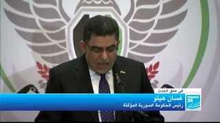 في عمق الحدث| سوريا : أمريكي الجنسية رئيس حكومة سورية