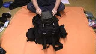 #1/3 Bug Out Bag/katastrophenrucksack - Deutsch - English Content List