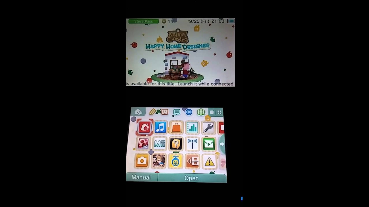 Animal Crossing New Leaf Delete Save Files