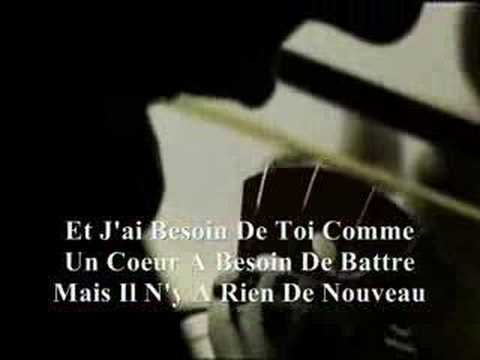 One Republic Timbaland - Apologize ( Video Sous Titree Fr )