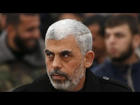 Hamas elects Yahya Sinwar as Gaza leader