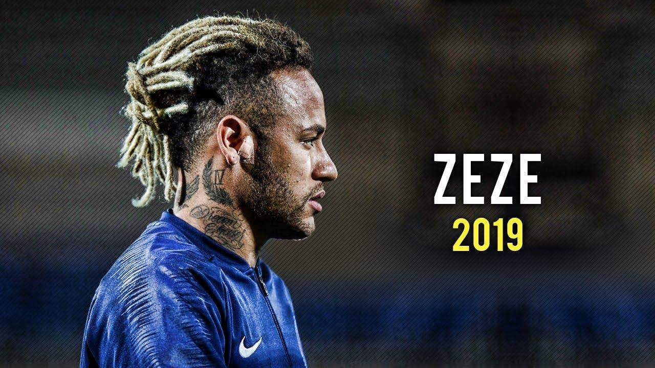 Neymar Jr ZEZE - Kodak Black Skills & Goal 2018/19