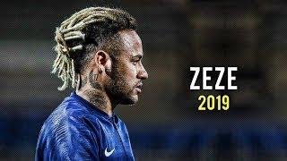 Neymar Jr ► ZEZE - Kodak Black ● Skills & Goal 2018/19 | HD