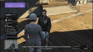 Grand Theft Auto V: Como subir a nivel 8000 en un minuto