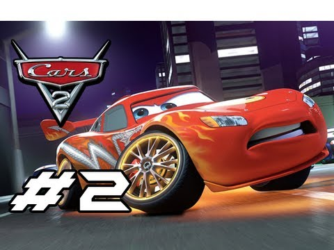 Cars 2 The Video-Game - Part 2 - Say Hello to Mater (HD Gameplay Walkthrough)
