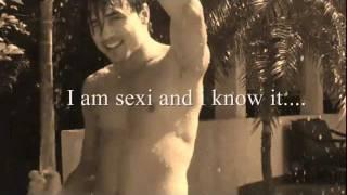 Dima Bilan - I am sexi and i know it.wmv