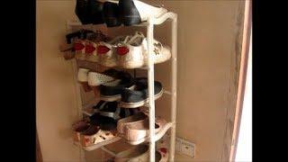 #Распаковка и обзор Полка для обуви. Ожидания и реальность