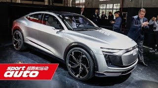 Audi Sportback Concept Videos