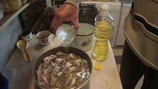 Рыбная консерва в домашних условиях в духовке видео