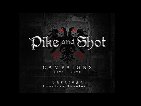 American Revolutionary War! Pike and Shot Campaigns