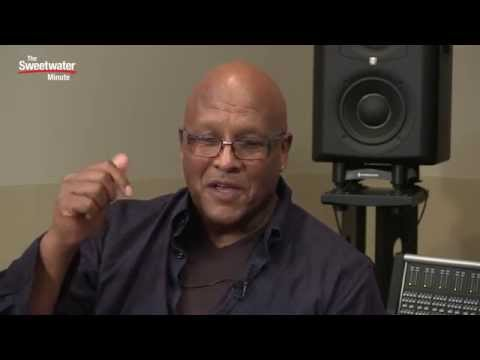 Steve Ferrone Interviewed by Sweetwater