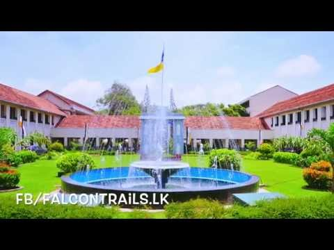 St Peters College Colombo - 04. / Aerial Videography By - FalconTrails