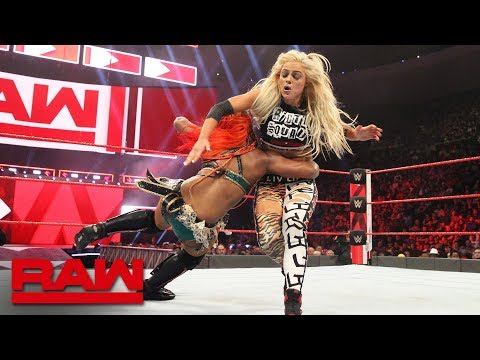 Ember Moon vs. Liv Morgan: Raw, July 23, 2018