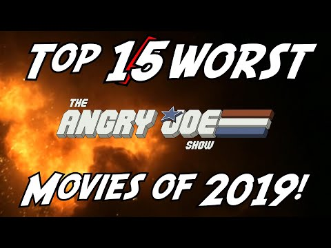 Top 15 WORST Movies Of 2019!
