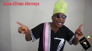 Some American Attorneys Vs Some African Attorneys - Aphricanace Comedy