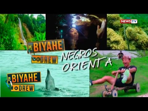 Biyahe ni Drew: Dolphin watching in Negros Oriental (full ep