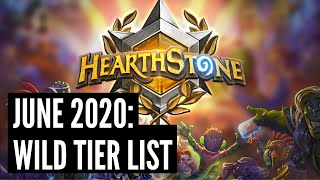Hearthstone Wild Tier List: June 2020 | Ashes of Outland