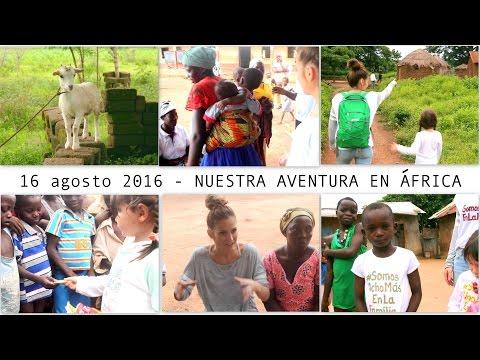 Día 3 VIAJE A GHANA ONG - Conocemos Niños Apadrinados + Porteo Gemelos a la Espalda + Taller Mujeres