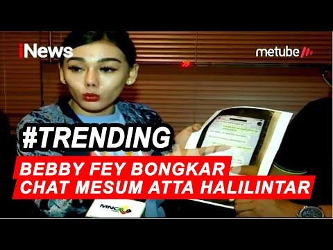 Bebby Fey Bongkar Bukti Percakapan Mesum Atta Halilintar - ISeleb 09/09