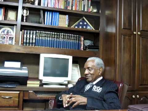 Meeting Dr. Fredrick Douglas Reese in Selma, Alabama