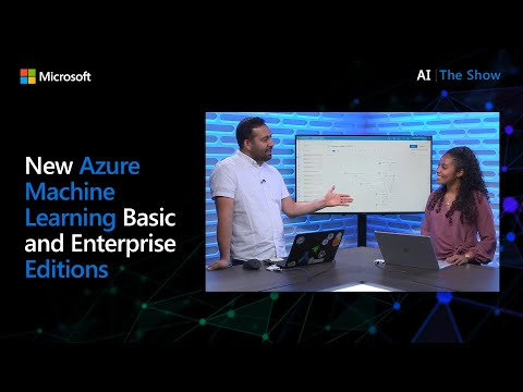New Azure Machine Learning Basic And Enterprise Editions