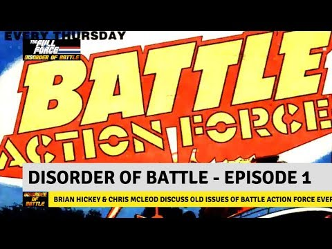 DISORDER OF BATTLE - EPISODE 1: SEA FURY!!