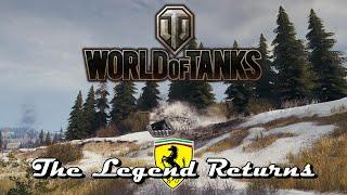 World of Tanks - The Legend Returns