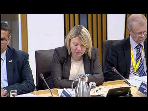 Equal Opportunities Committee - Scottish Parliament: 19th September 2013