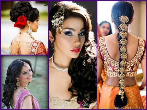 21 best indian wedding hairstyles youtube