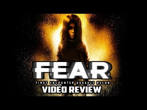 F.E.A.R. PC Game Review - The Matrix, John Woo & Japanese Horror Combined!