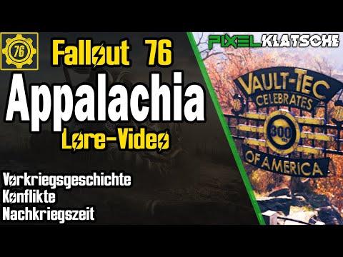 Fallout 76 - Die Geschichte von Appalachia thumbnail