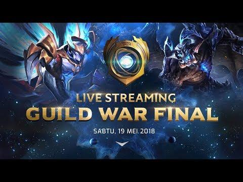 Guild War Final - Garena AOV (Arena of Valor)