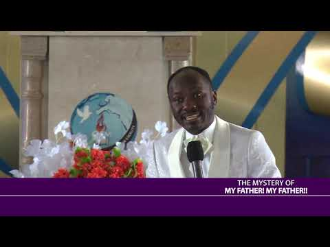 The Mystery Of My Father My Father  Apostle Johnson Suleman