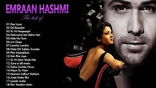 BEST OF EMRAAN HASHMI SONGS 2021 - Hindi Bollywood Romantic Songs - Emraan Hashmi Best Songs Jukebox