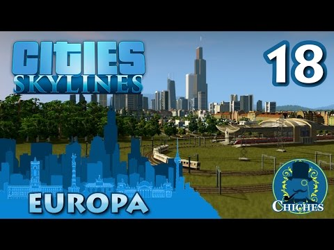 Cities Skylines - Europa  #18 en español