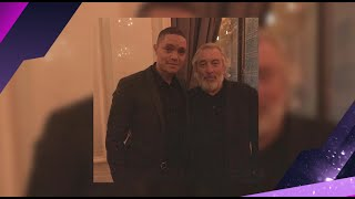 NEWS: Trevor Noah Gets Humbled By Robert De Niro