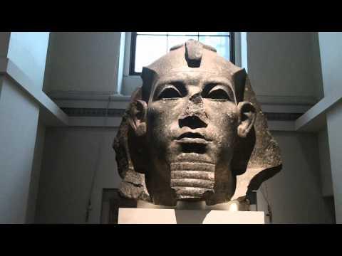 King Amenemhat III 12th dynasty c. 1830 BC Bubastis British Museum London
