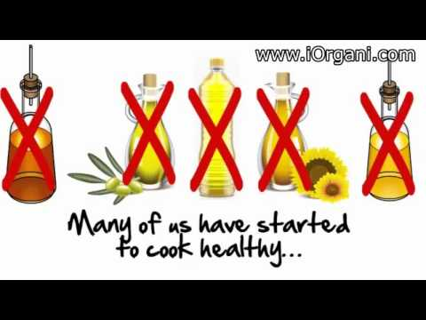 Coconut Oil – Cooking Healthy