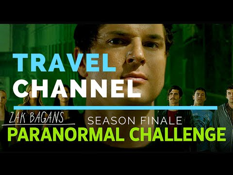 Paranormal Challenge: Episode 12 Jerome Arizona (Season Finale) Krystal Leandra
