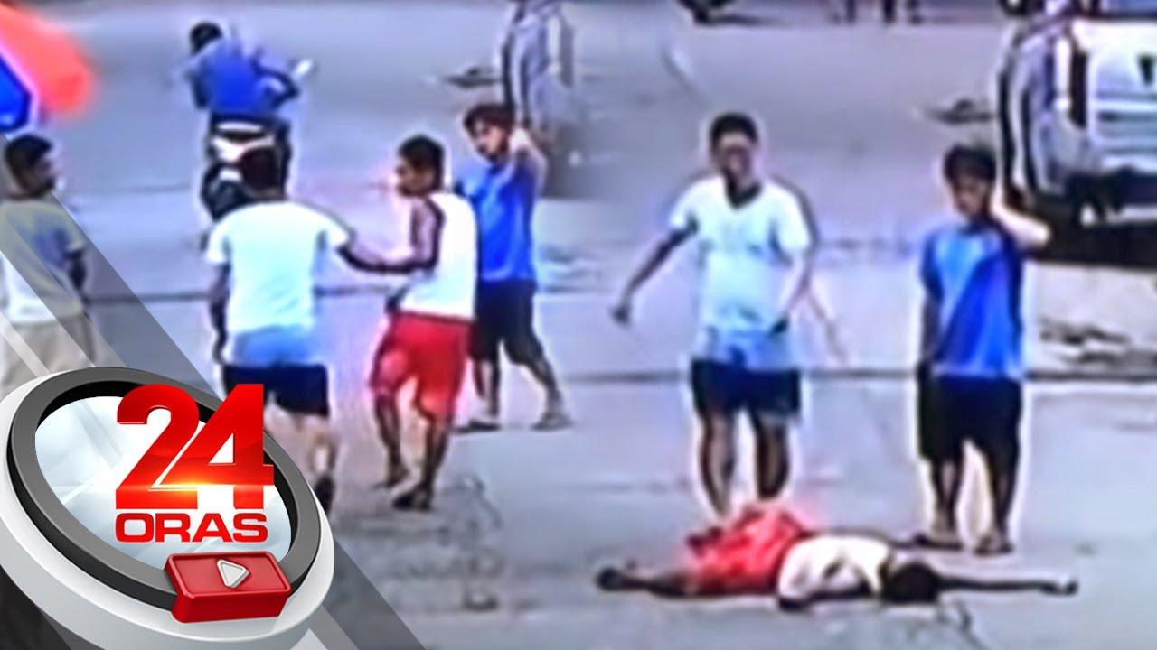 Download Lalaking lasing na nanghamon umano ng away, tumba sa kanyang binully | 24 Oras