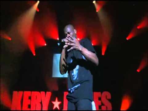 Kery James - Live à l'Olympia -  Pleure en Silence