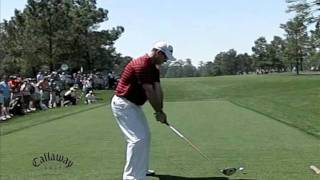 Rory Sabbatini - Slow Motion Golf Swing By Grexa Golf Instruction