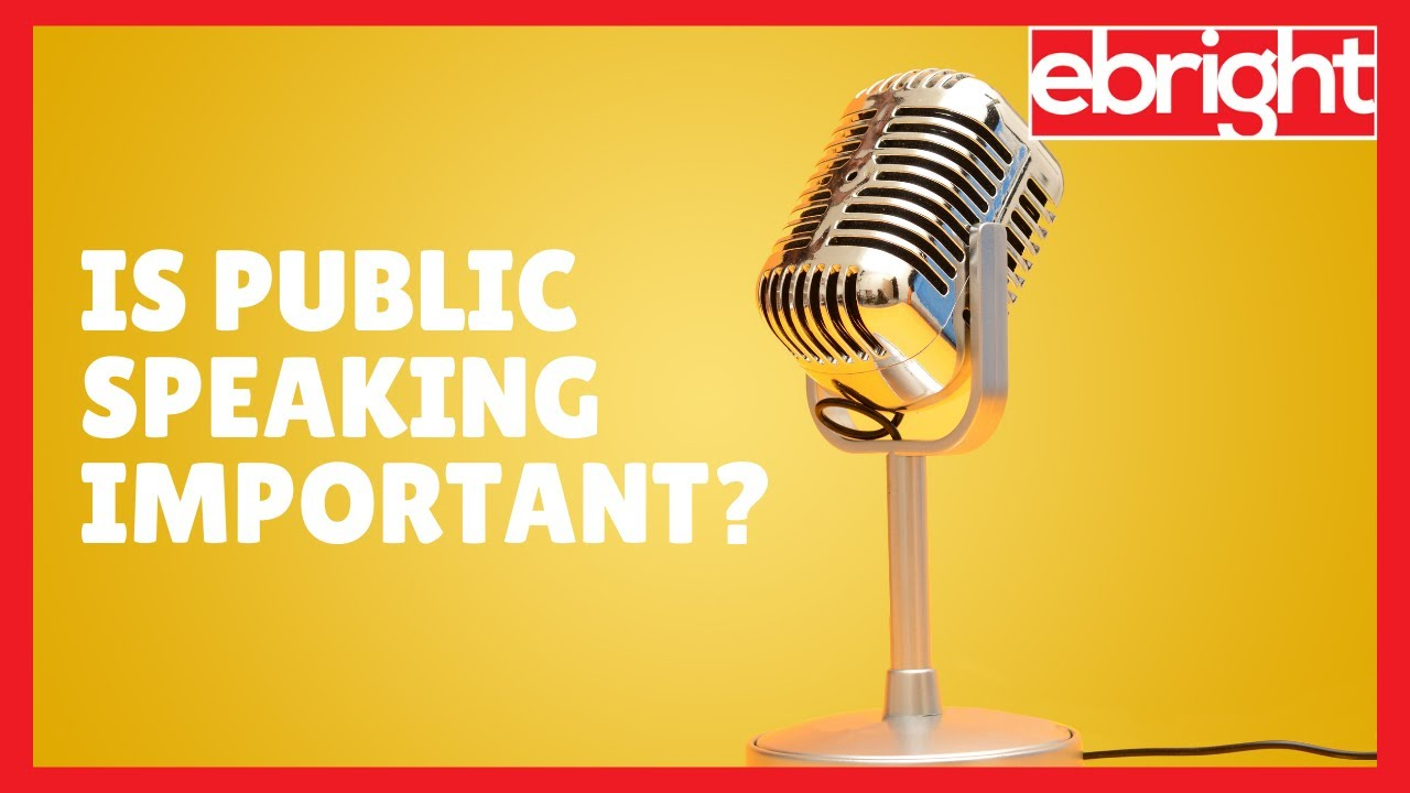 What Kids Say | Importance of Public Speaking!