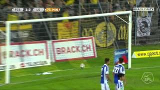 FC Schaffhausen vs FC Lausanne Sport 2-2  4. Runde