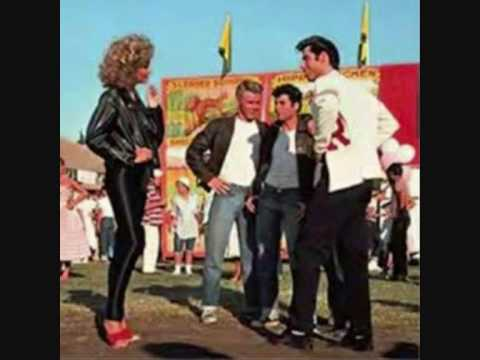grease danny and sandy meet again