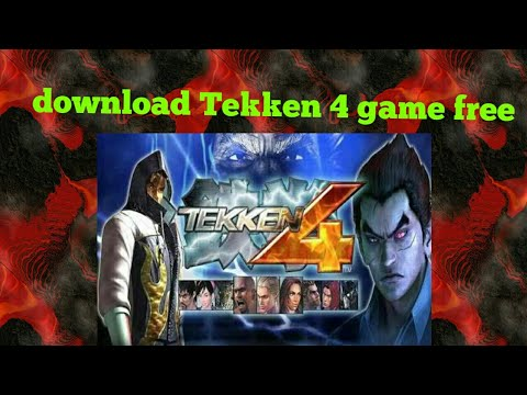 Full free pc game download: tekken 4 pc game with cheats full version.